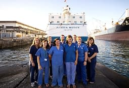 Mercy Ships Mission to the Spain